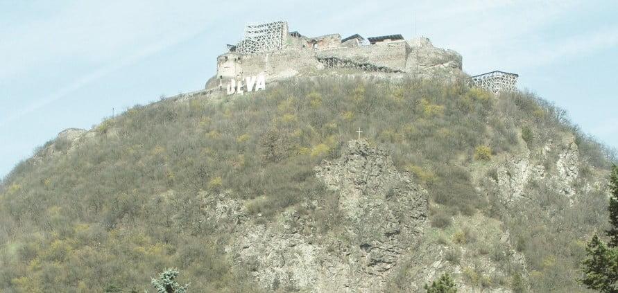 Deva - Cetatea  0746