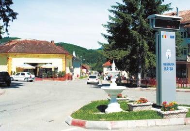 Drumurile şi şcolile pe lista investiţiilor din comuna Băiţa