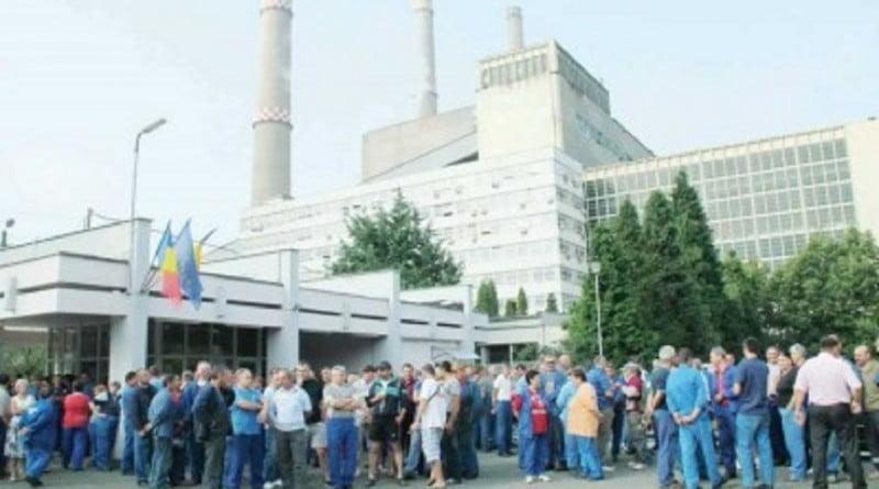 Numirile politice declanşează proteste la termocentrala Mintia