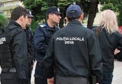Poliţia Locală Deva- cele mai multe amenzi pentru parcări pe trotuar