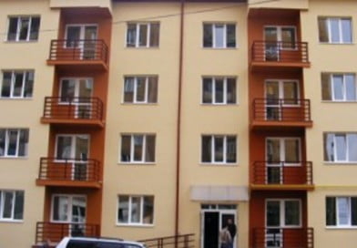 ANL a recepţionat primele locuinţe pentru tineri în oraşul Simeria